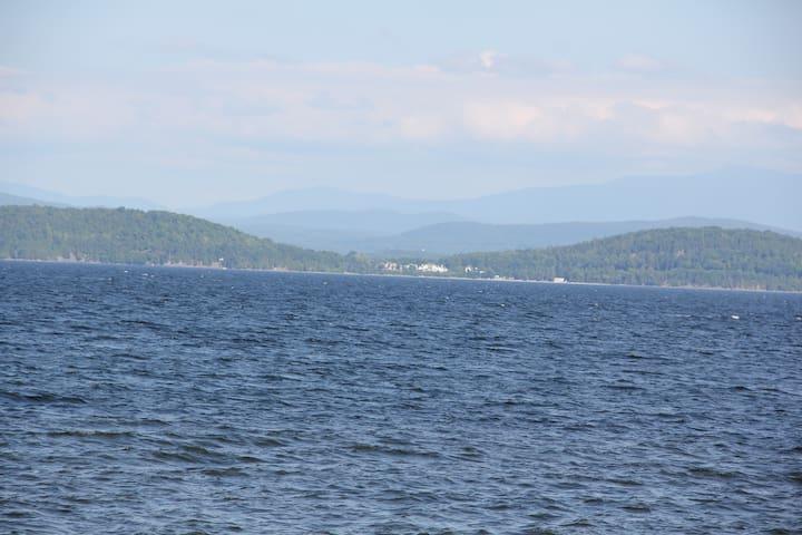 Colchester - Lake Champlain ! - Colchester - Cabaña