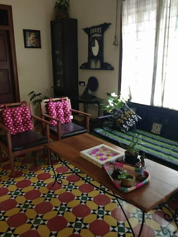 Warm stay at a traditional south indian home