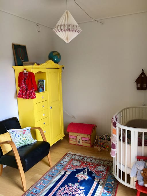 Childrens room, 2. Floor