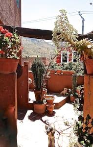 Lovely little mexican house - กวานาวาโต - บ้าน