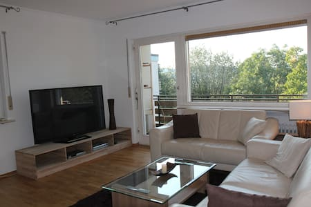 Cosy 2 room Apt, Balcony, Nice View - Gernsbach