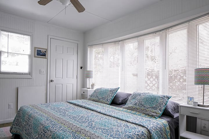 Beachy room in Cherry Grove - Sayville - House