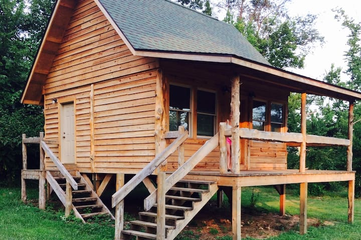 The Black River Cabins #1