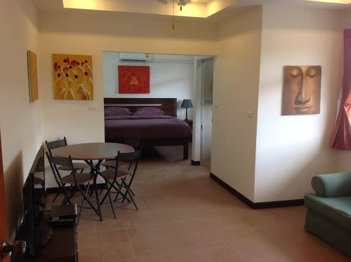 Khaolak Merlin Plaza Family Studio Apartment 2