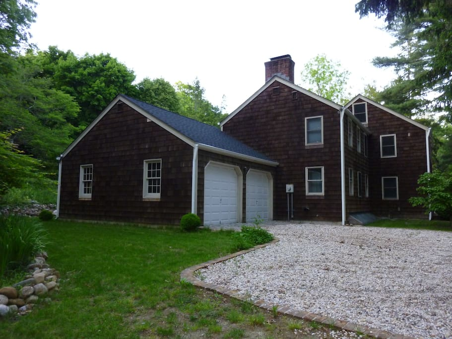 1810 Classic Cedar Shingle Colonial with ample parking