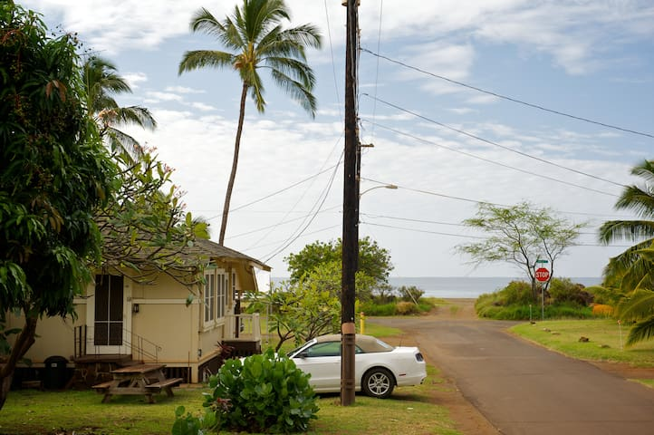 Waimea Beach Cottage - Waimea - House