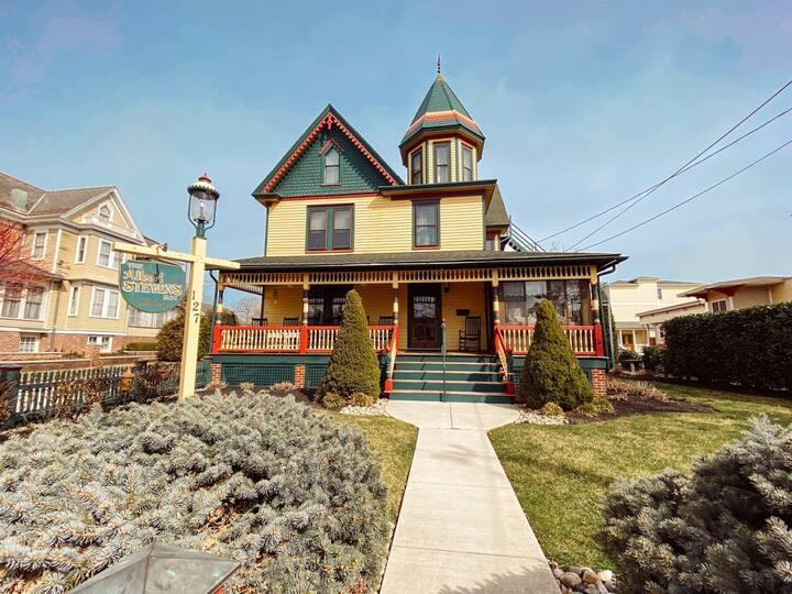 The Albert Stevens Victorian Home