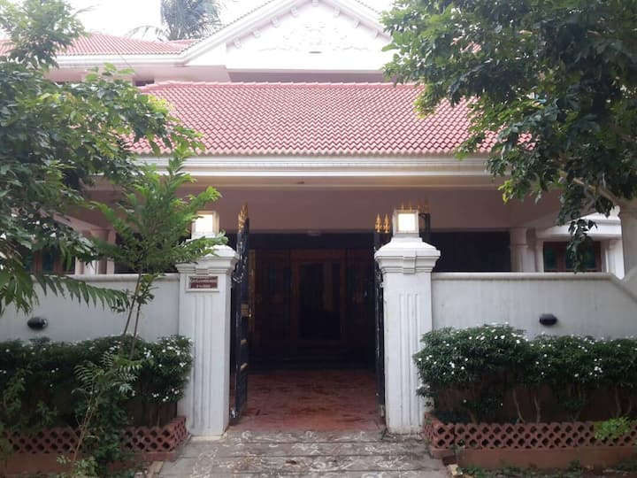 5 BHK Villa in Tanjore