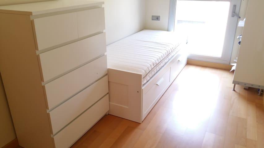 Habitación tranquila muy confortable - Sant Cugat del Vallès - Apartment