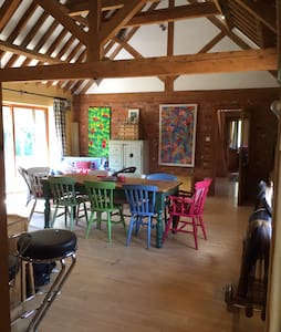 Comfortable quiet rooms - barn conversion - Henley-on-Thames