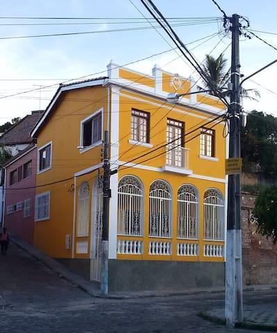 Casa colonial no centro de São Félix - quarto 01