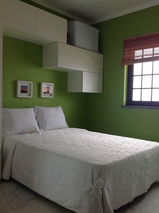 2nd ROOM (double bed )