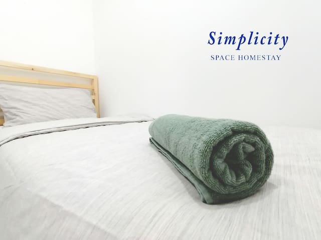 *New / Promotion* Muar SPACE  @ room #simplicity