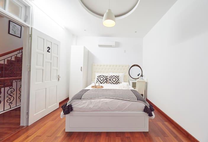 BEDROOM 2 (20 sqm at Floor 2) brings cozy and restful ambience