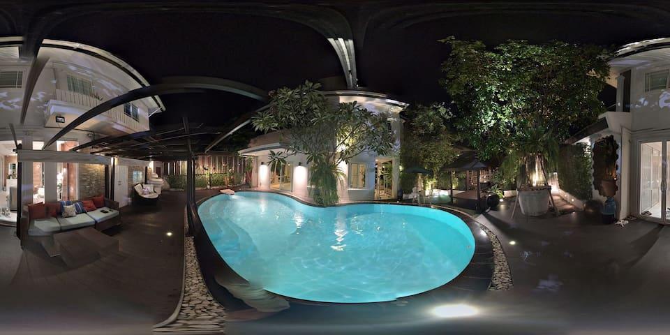 Resort home with thai cooking food - Bangkok - Dům