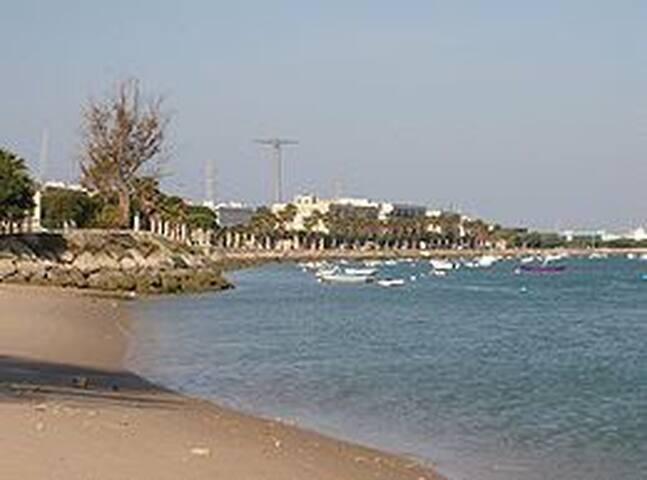 3 BD Cozy Apt near Beaches - Rio San Pedro, Puerto Real, Cadiz
