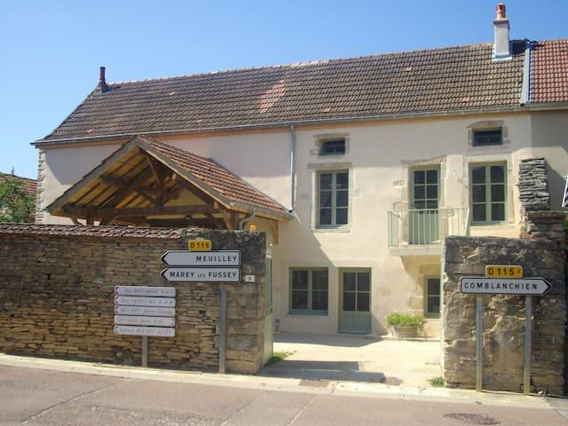 Près de Beaune, à Villers la Faye. - Villers-la-Faye - Квартира