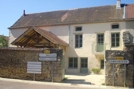 Près de Beaune, à Villers la Faye. - Villers-la-Faye
