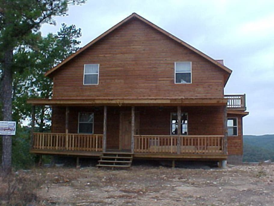 Twin Pines Lodge Mountain View Ar Cabins For Rent In