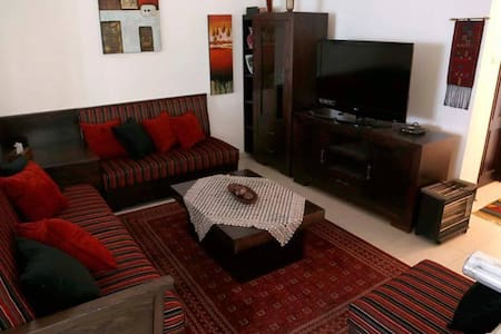 Newly furnished, central & spacious - Ramallah
