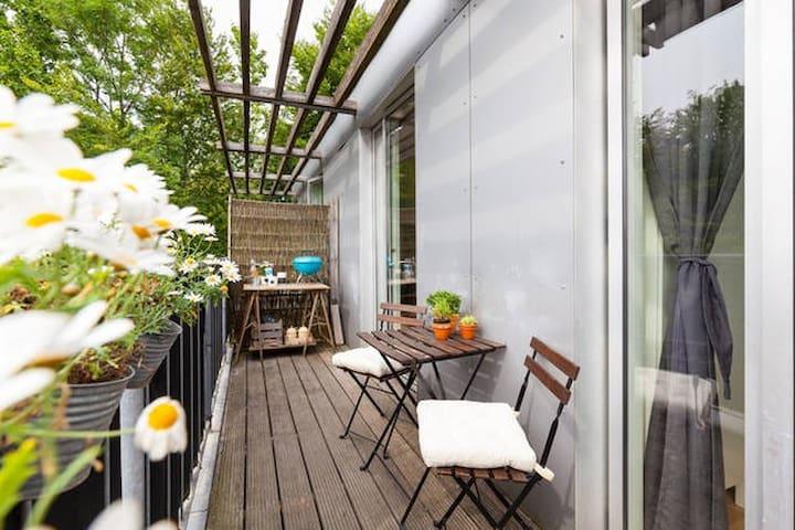Hyggeligt værelse i Aarhus - Aarhus - Apartment