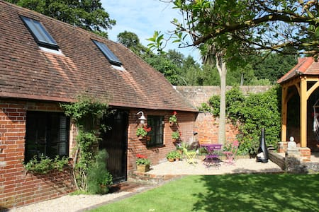 The Coach House near Emsworth - Westbourne - บ้าน