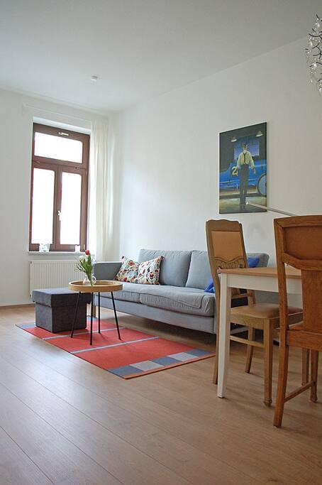 sch ne altbauwohnung in park fluss u cityn he wohnungen zur miete in leipzig sachsen. Black Bedroom Furniture Sets. Home Design Ideas