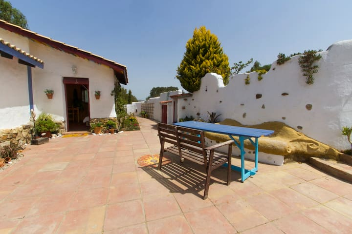 Rural eco-studio, near town & beach - Vejer de la Frontera - Wohnung