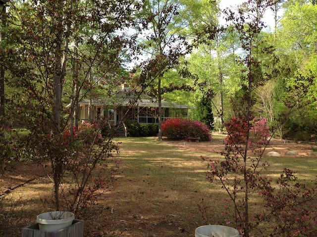 Lakehouse at Smith's Landing - Milledgeville - Rumah