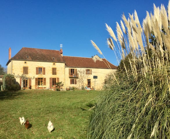 Gîte Vertbois en Dordogne - Dordogne - บ้าน