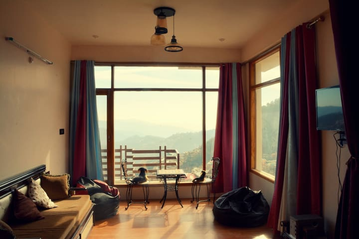 Home away from home. - Shimla - Huis