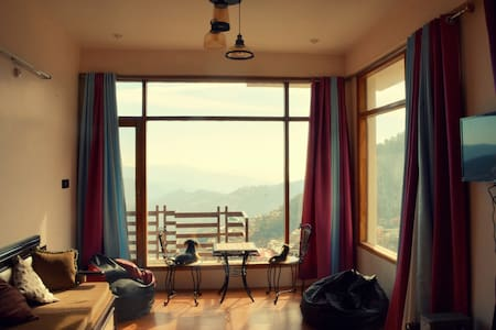 Home away from home. - Shimla - Haus