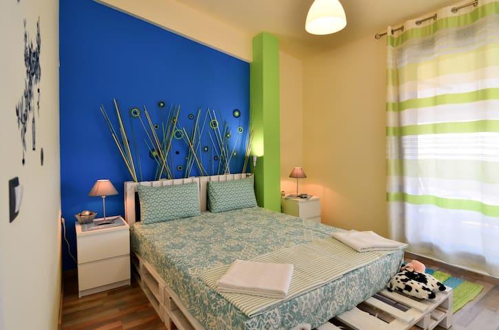 """Casa Maria Anneta- """"Vivi's"""" Apartment- Halkidiki - Kalives Poligirou - Apartamento"""