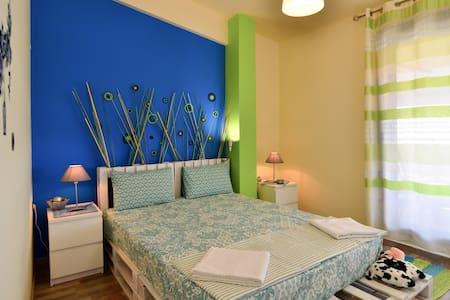 """Casa Maria Anneta- """"Vivi's"""" Apartment- Halkidiki - Kalives Poligirou"""