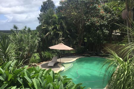 Place to relax near Byron & Bangalow - Newrybar - Rumah