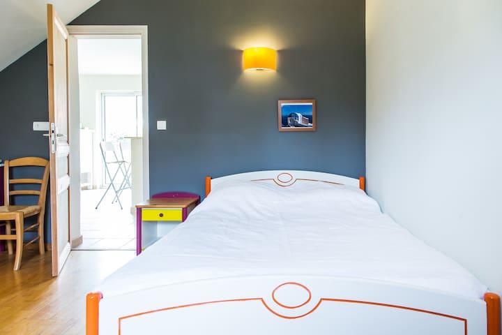 Charmante chambre au calme - Fondettes - Hus