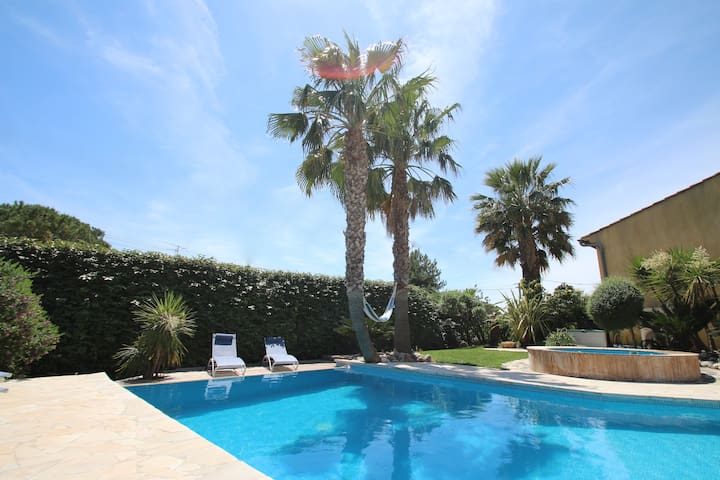 L'Oasis des Laures - La Farlède - Casa