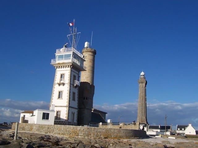 Maison de pêcheur 100 m de la mer