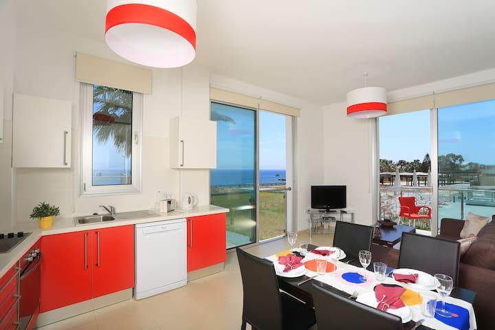 Coralli Spa Resort / Sea view