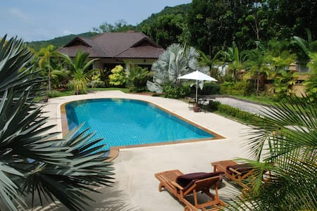 Thai Design 3 Bed Villa in Chalong - Chalong