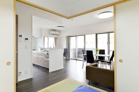 美浜の中心地新築マンション - Chatan-chō - 独立屋