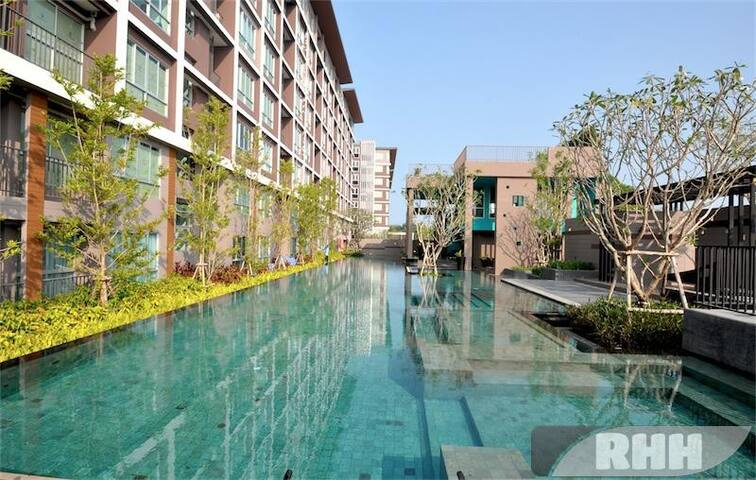New cozy Studio for rent in Hua Hin (Town)