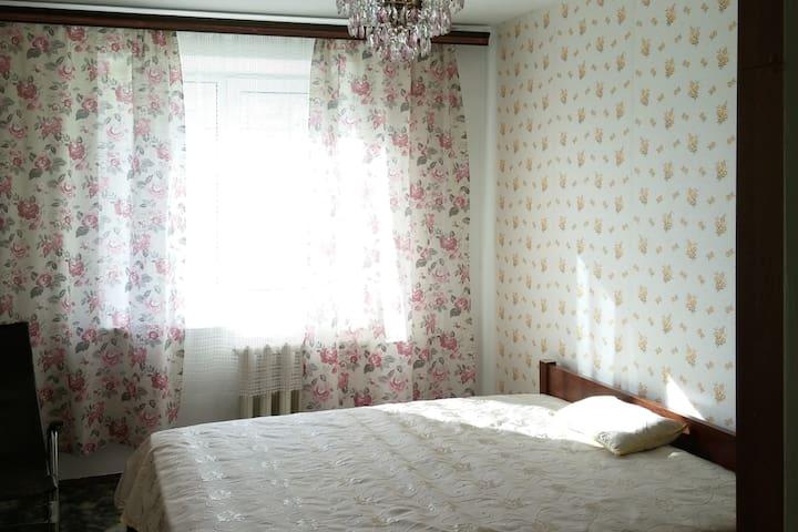 アパート / 53 m² / 築年2004年 / 階数 3/10 - Khabarovsk - Apartamento