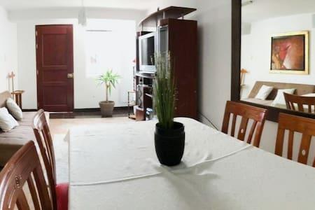 5⭐ Acogedor apartamento en Surco