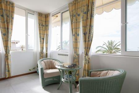 la casa davanti al mare - Carrara - Apartment