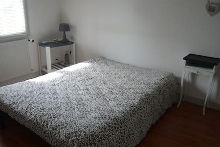 chambre quartier résidentiel - Saint-Sébastien-sur-Loire