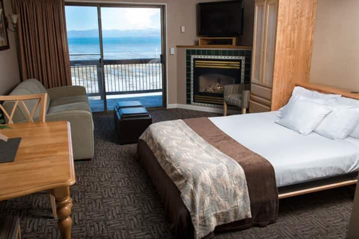 South Lake Tahoe - Beachcomber Inn - Studio Unit
