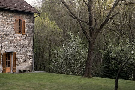 Casa di campagna tra i laghi - Barquedo - Casa