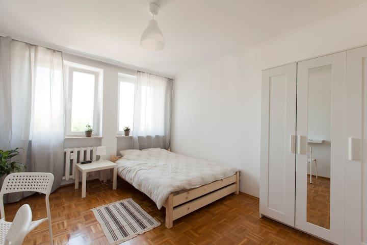 Cosy Room in Downtown ( Rynek ) - Wrocław - Apartemen