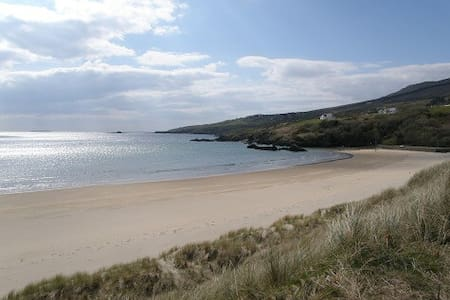 2 bed beach house Wild Atlantic Way - Fintra - Haus